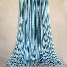 China Plain Dyed Beach Bath Towels / Striped Beach Towels With Multi Color on sale