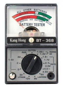 China BATTERY TESTERS BT-368 on sale