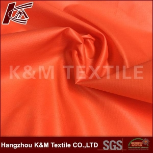 China Coated Ripstop Dyed Nylon Taffeta Fabric for Outdoor Cloth on sale