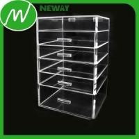 China Plastic Gear Best Organizer Jewelry Display Cases Wholesale on sale