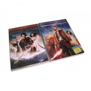 China Legend of the Seeker Seasons 1-2 DVD Box Set on sale