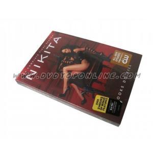 China Flashpoint Seasons 1-3 DVD Box Set on sale