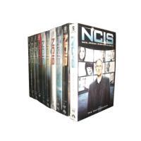 NCIS Seasons 1-10 Complete DVD Boxset