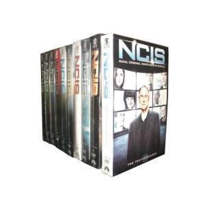 China NCIS Seasons 1-10 Complete DVD Boxset on sale