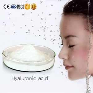China Low Molecular Weight Pure Sodium Hyaluronic Acid Powder of for Skin on sale