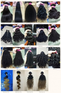 China cheap ombre hair weave on sale