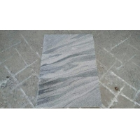12x24 Viscount White Granite Floor Tiles Best for Kitchen Bathroom Flooring