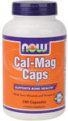 China Antioxidants Cal-Mag Caps w/ Trace Minerals and Vitamin D 240 caps by NOW on sale