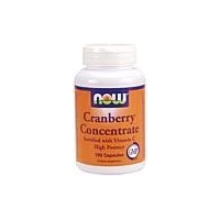 China Antioxidants Cranberry Concentrate 100 caps by NOW on sale