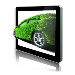 China 17 inch - wall mount lcd digital totem on sale