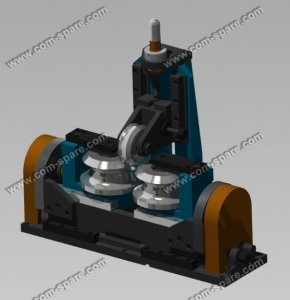 China pipe mill - 3 roll welding stands - SQ roller on sale
