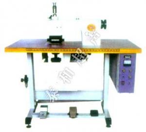 China Ultrasonic welding machine Ultrasonic lace sewing machine on sale