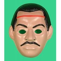 China Dark Native / Latin American Indian Tonto Halloween Costume Mask 1989 on sale