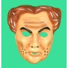 China FLATTOP Jones Dick Tracy Walt Disney Adult Costume Mask Flat Top Ben Cooper for sale