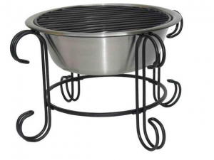 China Backyard Stainless Steel Fire Pit on sale