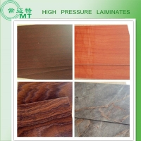Wholesale Formica Laminate/wood grain&marble Kitchen cabinet