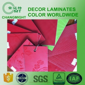China Fiber Sheet White High Pressure Laminated Sheet/Flower Design Formica Sheets on sale