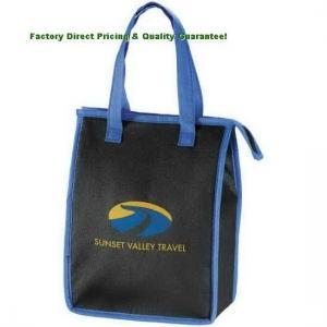 China CCB-PIB002China Custom Insulated Lunch Bag on sale
