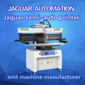 China New design semi DIP silk screen printing machine with great price on sale