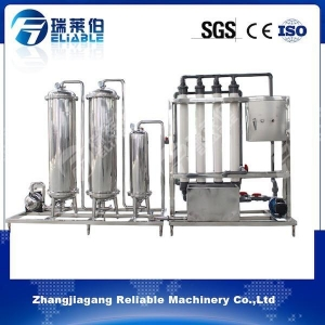 China Factory Price Top Quality Drinking Mineral Water Treatment Plant Setup Cost for Water Factory on sale