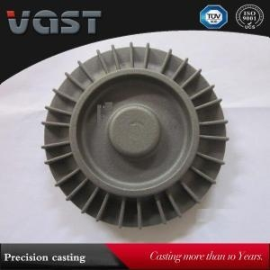 China precision turbo impellers casting on sale