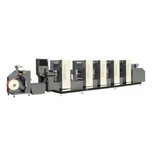 China Offset Label Printing Machine WJPS-350 on sale