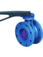China Butterfly valve Flange Type Butterfly Valve,Butterfly Valves for Pipe Network on sale
