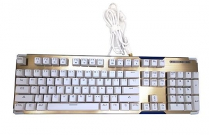 China Sports Gaming Mechanical keyboard CG001 on sale