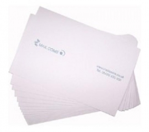 China Miscellaneous Supplies 1000 Universal 'Double Sheet' Franking Labels on sale