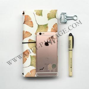 China Professional Custom PU Leather Stationery Notebook on sale