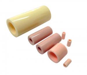China Alumina Ceramic OEM/ODM Presion Wear Resistant Ceramic Glass Tube on sale