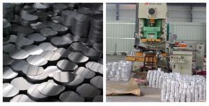 China Deep drawing aluminium circle on sale