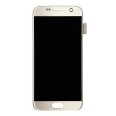 China Samsung S7 LCD Screen Replacement Gold / White / Black Color 2560 X 1440 Pixel on sale