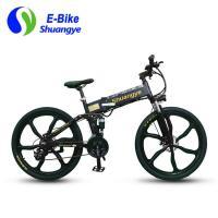 electric bike low carbon electric bikes with Shimano derailleur