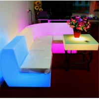 China Light Up Bar Table on sale