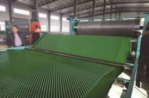 China Plastic Water Drainage Panel Production Line on sale