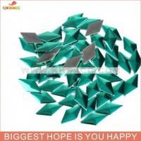 China Wholesale Sky blue Color Diamond Hotfix Nailhead on sale