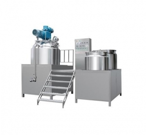 China RO Water Treatment Machine JF-C Internal and External Circulation Emulsifying Machine on sale