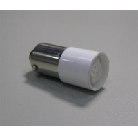 LED INDICATOR TRANSPARENT LENS LED LAMP ( BA9S )
