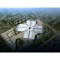 China Chinese Expo exhibition complex project on sale