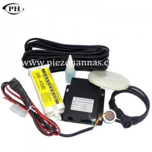 China digitech ultrasonic fuel level sensor with fleet management for GPS tracker on sale