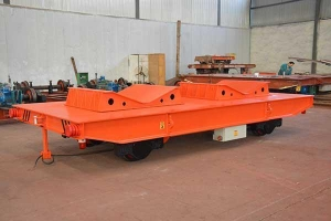 China KPT Towline Cable Ground Transfering Wagon Cart on sale