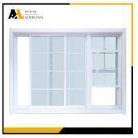 China China Aluminum Sliding and Hung Windows with Grill on sale
