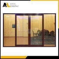 China French style strong sealing sliding door exterior sliding doors on sale