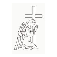 Carved angel headstones newitem183927125