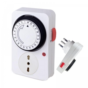 China Mechanical Timer 24 Hours Mechanical timer,IP20 on sale