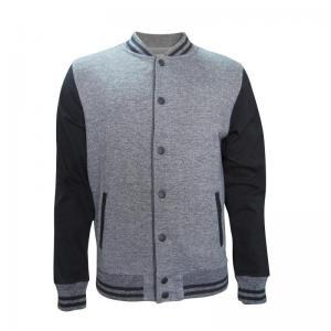 China Man Baseball Jacket Style:13NBJ002 on sale