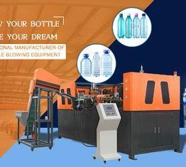 China 2L Mineral Water Bottle Making Machine , Plastic Bottle Blowing Machine on sale