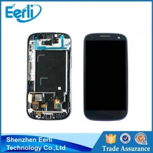 China lcd touch screen with digitizer for Samsung S3 on sale