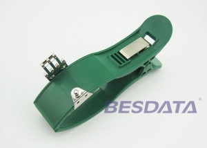 China BESDATA Reusable Ecg Electrodes Clips Red / Black / Yellow / Green Color on sale